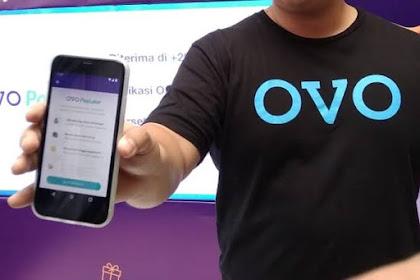 Biaya Top up OVO, GOPAY dan Link Aja