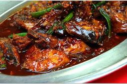 Resep Ikan Tongkol Saos Tiram