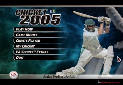 EA Cricket 2005 Free Download For PC Full Version