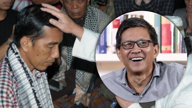 Sebut Isi Kepala Jokowi yang Harus Direvisi, Rocky Gerung Mau Dilaporkan ke Polisi
