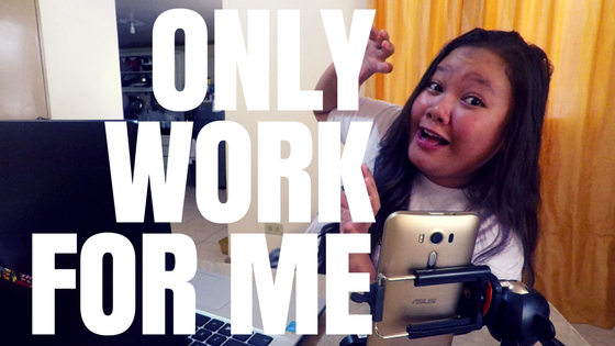 5 Reason's Why I don't Exclusively Work for Someone work for me and only me outsourcing to the philippines freelance work from home Cebu SEO Specialist gay aida dumaguing