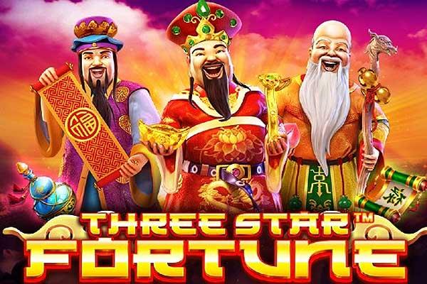 Main Gratis Slot Demo Three Star Fortune (Pragmatic Play)