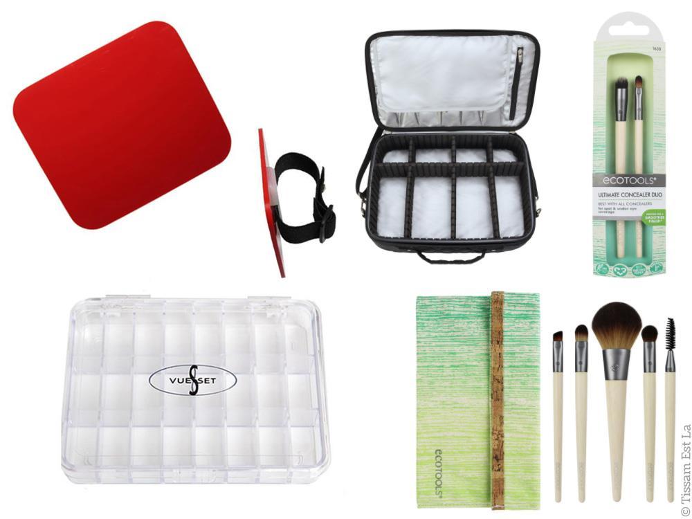 Beauty Wishlist | RCMA Foundation Palettes - Juvia's Place Saharan 2 Eyeshadow Palette - Zoeva Café Opulence Palette - MAC Heroine Lipstick & Lipliner - EcoTools Brushes - Vueset Tahiti Palette - Paw Palette...