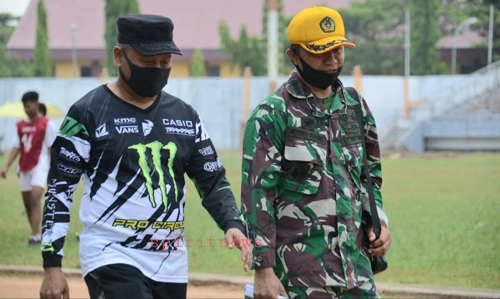 Penerimaan Cata PK-TNI- AD Gel II TA 2020 SUB Panda Bone Tahap Garjas