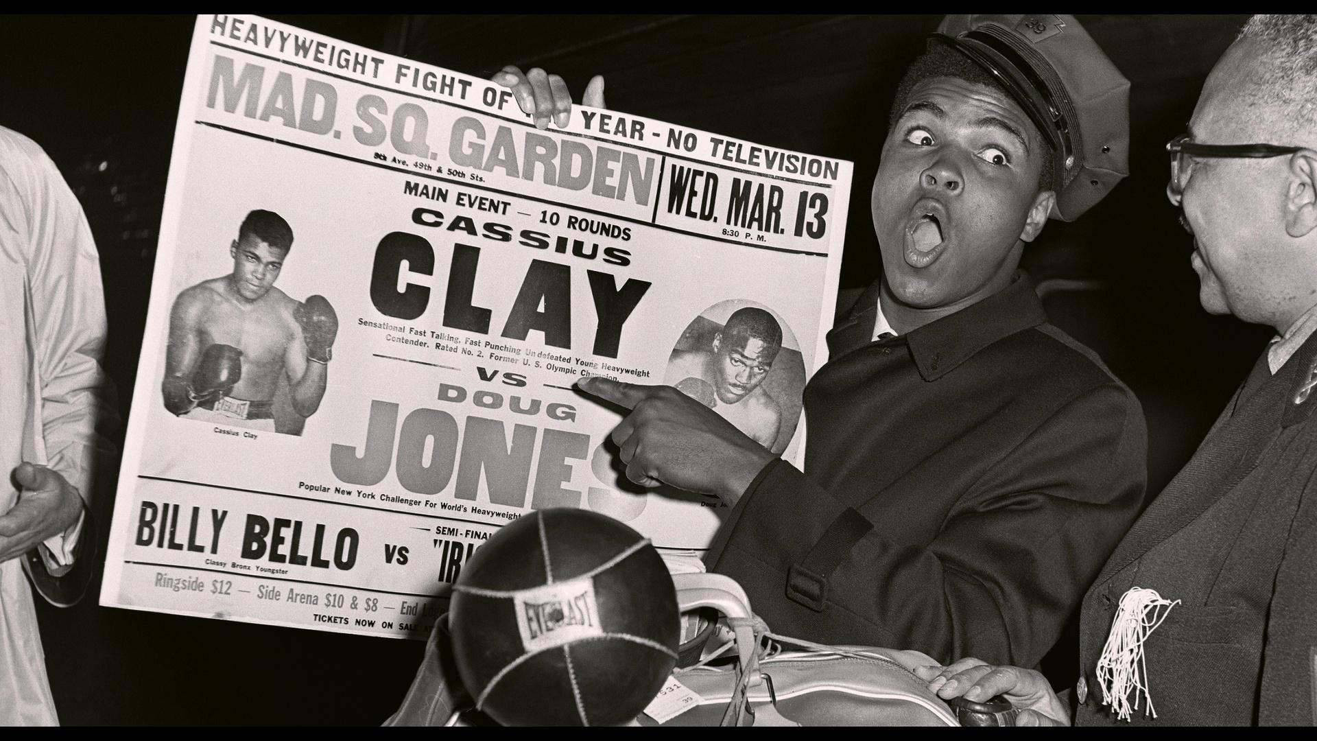 Hermanos de sangre: Malcolm X y Muhammad Ali (2021) 1080p WEB-DL Latino