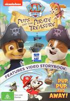 Paw Patrol: La patrulla y el tesoro del pirata (2016) online y gratis