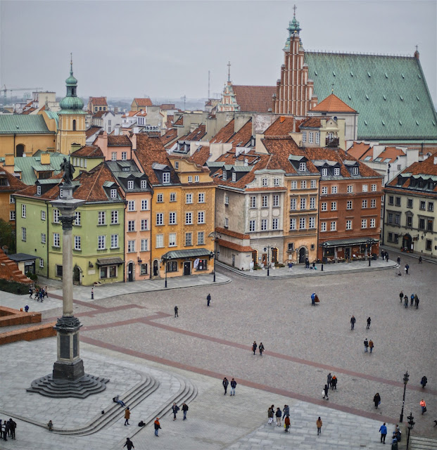 varsavia piazza principale