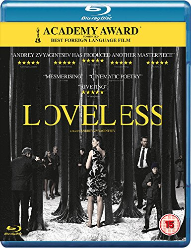 loveless film blu-ray