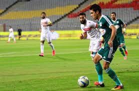 اون لاين مشاهدة مباراة الزمالك والمصري بث مباشر 24-1-2018 الدوري المصري اليوم بدون تقطيع