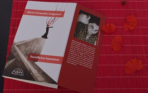 «Sacrificios humanos», de María Fernanda Ampuero (Páginas de Espuma)