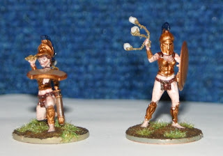 Wargames Factory Amazon with bola conversion