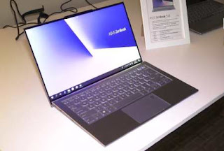 ASUS Zenbook S UX392, Laptop Tipis Bertenaga Powerful