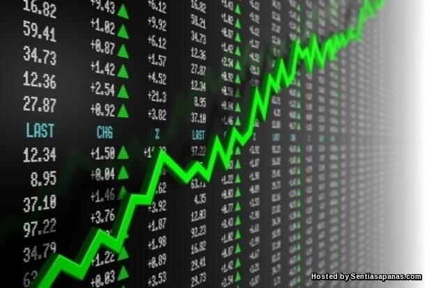 Meramal saham
