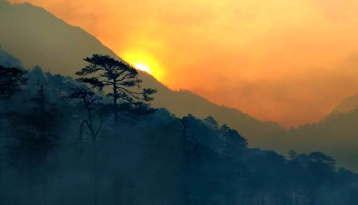 Did you know? Dong, a small village in Northeast Indian state of Arunachal Pradesh gets the first sunlight in India