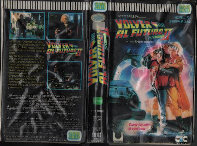 Pelicula: Volver al Futuro 2 - 1989
