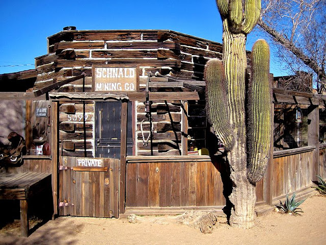 Pioneertown was started in 1946 by actor Dick Curtis. Hundreds of westerns were filmed here.