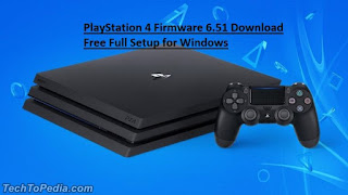 PlayStation 4 Firmware 6.51 Download Free Full Setup for Windows