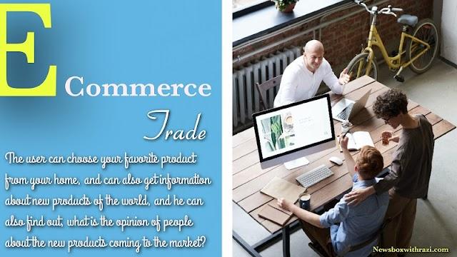 "Advantages and disadvantages of ""e-commerce business"""