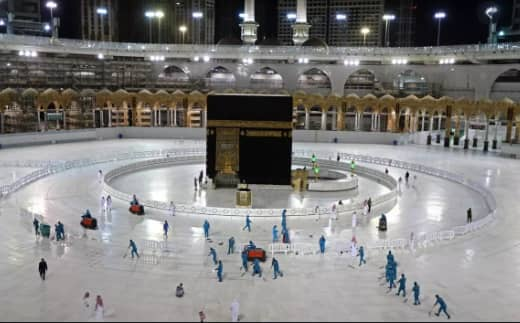 Hajj 1441 Applicants finalized electronically from 160 Nationalities