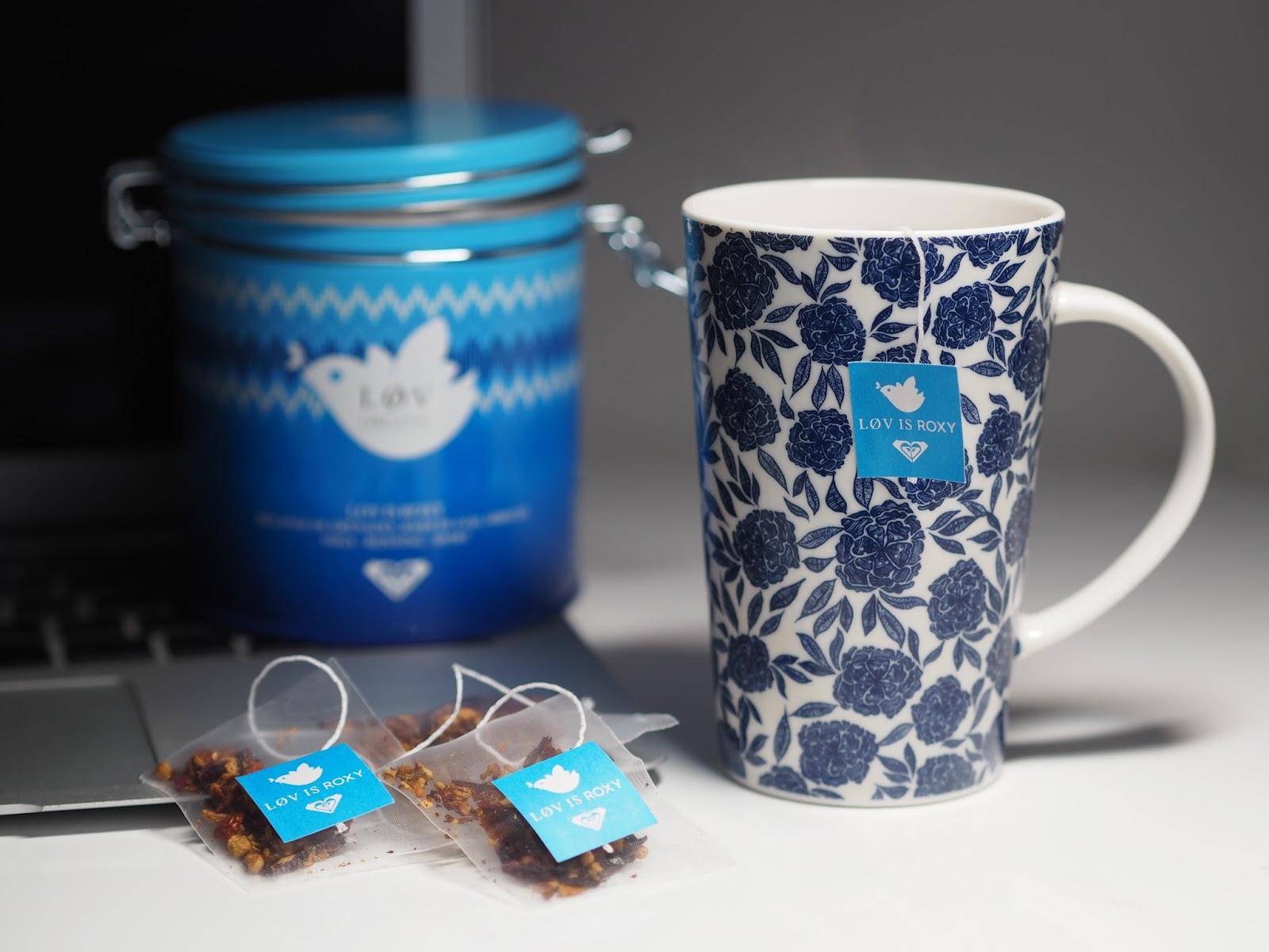 LOV ORGANIC TEA vs. COFFEE 2