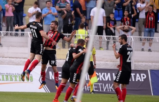 Champions League: FK Vardar eliminiert Malmö FF