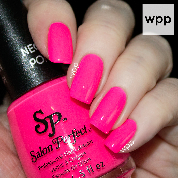 Salon Perfect Neon POP! Wrapped Around My Pink-y