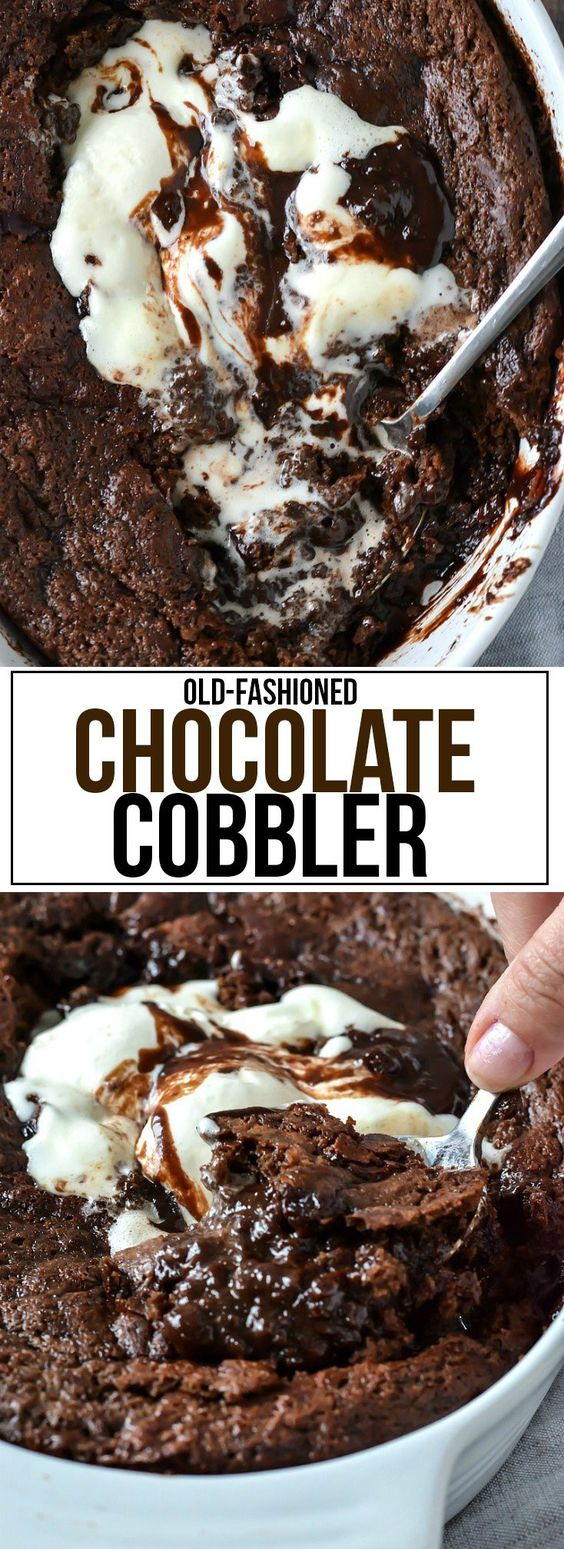 OLD-FASHIONED CHOCOLATE COBBLER #dessertrecipes #dessertrecipeseasy #dessertrecipeschocolate #dessertrecipesvideos #dessertrecipesforparties #BestDESSERTRecipes #food #foodphotography #foodrecipes #foodpackaging #foodtumblr #FoodLovinFamily #TheFoodTasters #FoodStorageOrganizer #FoodEnvy #FoodandFancies #drinks #drinkphotography #drinkrecipes #drinkpackaging #drinkaesthetic #DrinkCraftBeer #Drinkteaandread #RecipesFood&Drink #DrinkRecipes #recipes #recipeseasy #recipesfordinner #recipeshealthy