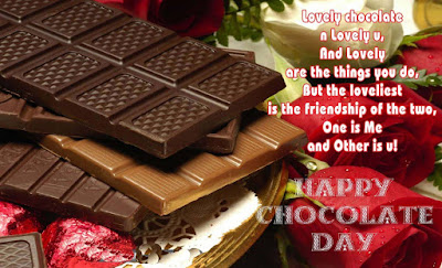 Whatsapp DP for Happy Chocolate Day 2018