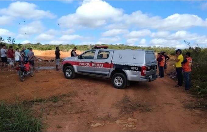 🚔🚦QAP24H🌵: Corpo de adolescente de 15 anos é encontrado em Lixão de Teixeira.