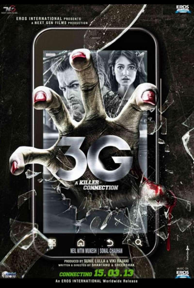 Xem Phim Cuộc Gọi Ma - 3G - A Killer Connection