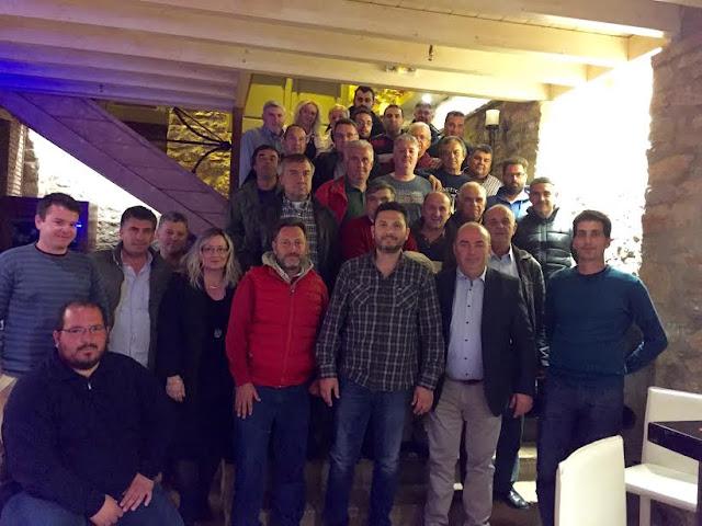 Οι υποψήφιοι του Συνδιασμού «Επανεκκίνηση Αργολικού Ποδοσφαίρου» για τις εκλογές της ΕΠΣ Αργολίδας