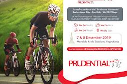 Lomba Olahraga Sepeda Sportfest Indonesia 2019 Hadiah ke PRURide Filipina