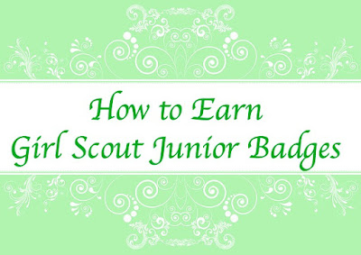 This site has all of the Junior Girl Scout meeting plans to help your troop earn all of the badges at this level.