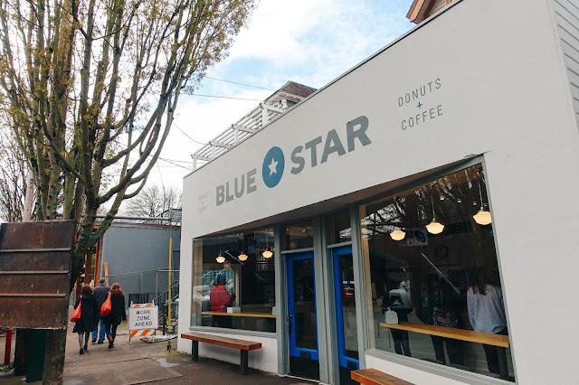 ブルー・スター・ドーナツ(Blue Star Donuts)NW 23rd店