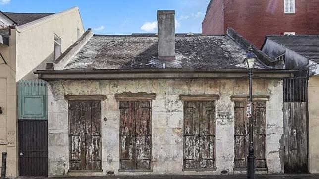 Dari Luar, Rumah Ini Terlihat Bobrok dan Kusam, Namun Dalamnya Ternyata Seperti ini