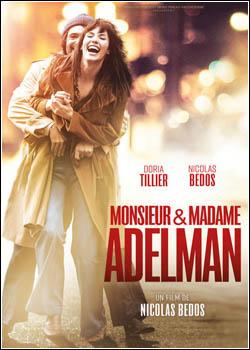 Baixar Monsieur e Madame Adelman Dublado Grátis