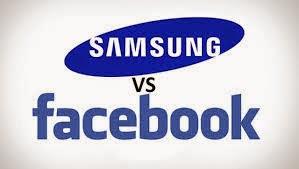 Facebook cho samsung