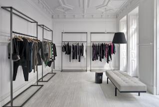 Garment showroom interior or renovation, best garment showroom interior design company in delhi