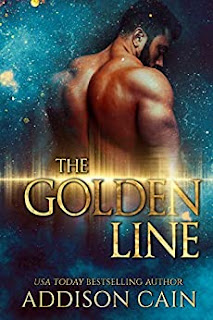 The Golden Line by Addison Cain