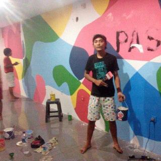 Wall painting Jogja, Jasa Mural Jogja