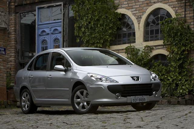 Confort Peugeot 307 Sedán