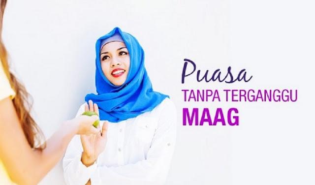 Tips Puasa Ramadhan Bagi Penderita Asam Lambung