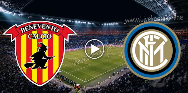 موعد مباراة بينفينتو وانتر ميلان بث مباشر بتاريخ 30-09-2020 الدوري الايطالي