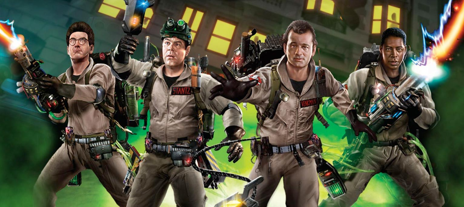 Epic Exclusive Ghostbusters: The Video Game Remastered Comes To A End
