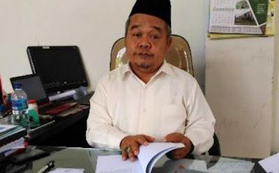 MUI Lampung Minta Umat Tidak Terprovokasi Kasus Pembakaran Bendera