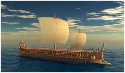 Guest Post: Greek Warfare: Sea by author Wilbur Arron