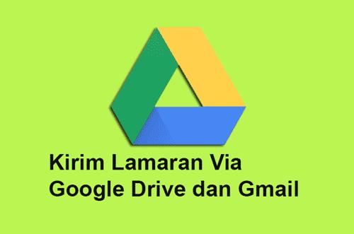 Cara Kirim Lamaran Lewat Email Via Google Drive Hp Android Cara Baru Buat Daftar Akun
