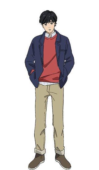 Kenji Nojima como Eiji Okumura
