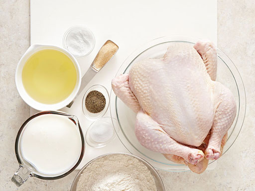 Resep Ayam Goreng 2018 Ayam Goreng Mentega Susu Pena Umi