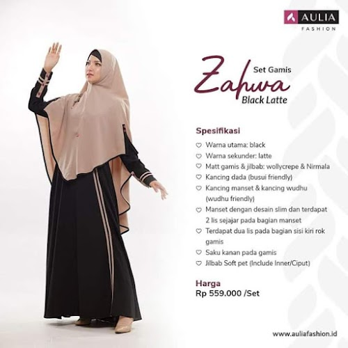 Zahwa Black Latte